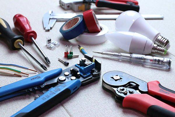 elektriker fredericia værktøj